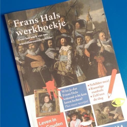 Lesboekje voor het Frans Hals Museum