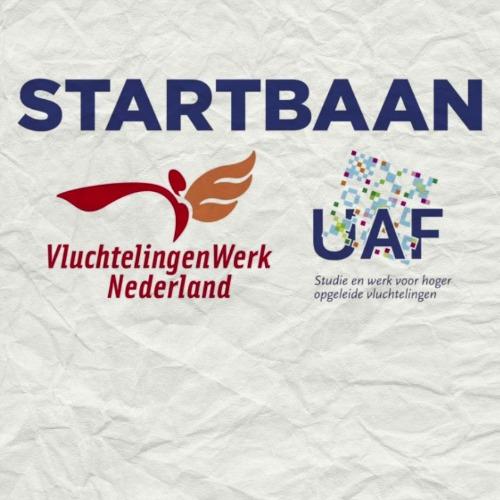 Portretten Startbaan voor Vluchtelingenwerk Nederland