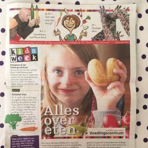 Kidsweekspecial Alles over eten
