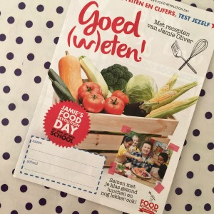 Werkboekje Food Revolution Day