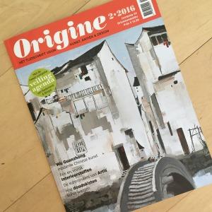 Artikel Hoe de kist kunst werd voor Origine