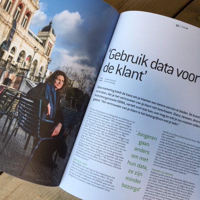Interview Diana Janssen – Adfiz magazine