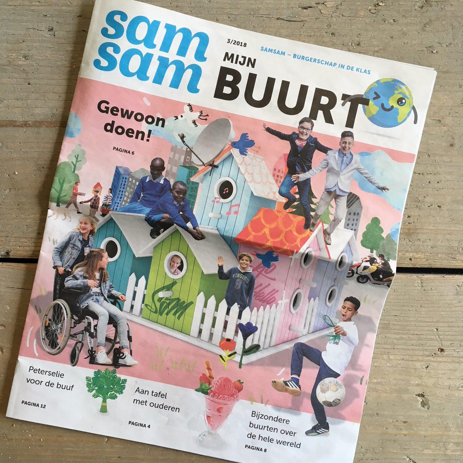 Bijzondere buurten over de hele wereld – Samsam